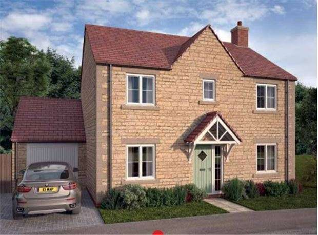 4 Bedrooms Detached House for sale in The Burford Special, Corsham Rise, Potley Lane, CORSHAM, Wiltshire, SN13 9RX