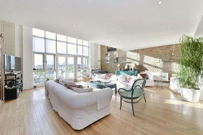 3 Bedrooms Flat for sale in Roneo Wharf, Limehouse, E14