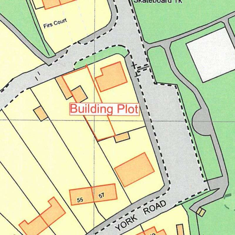 Land Commercial for sale in Fronting Firs Lane and situated at the side of 61 York Road Bromyard HR7 4BG