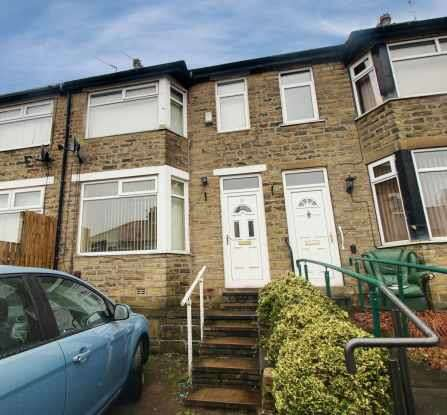 2 Bedrooms Terraced House for sale in Springhall Gardens, Halifax, West Yorkshire, HX2 0BT