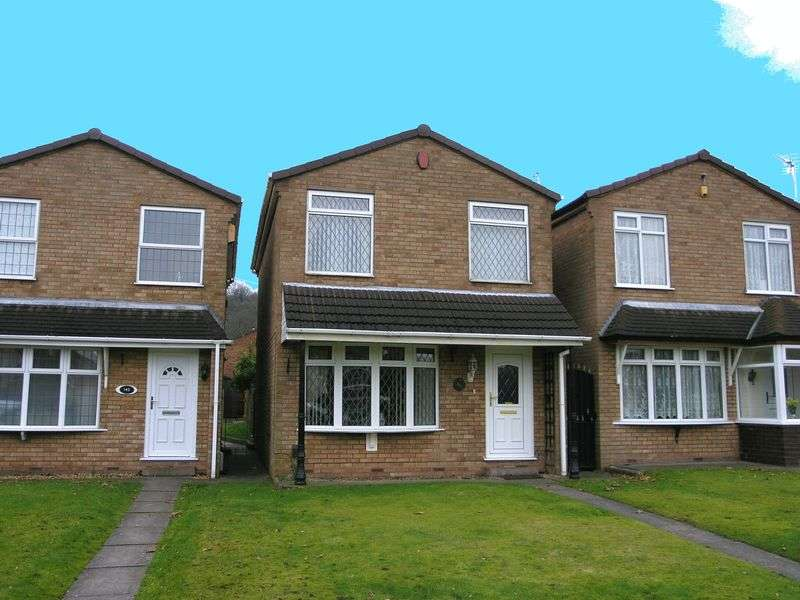 3 Bedrooms Detached House for sale in Sedgley Road, Dudley