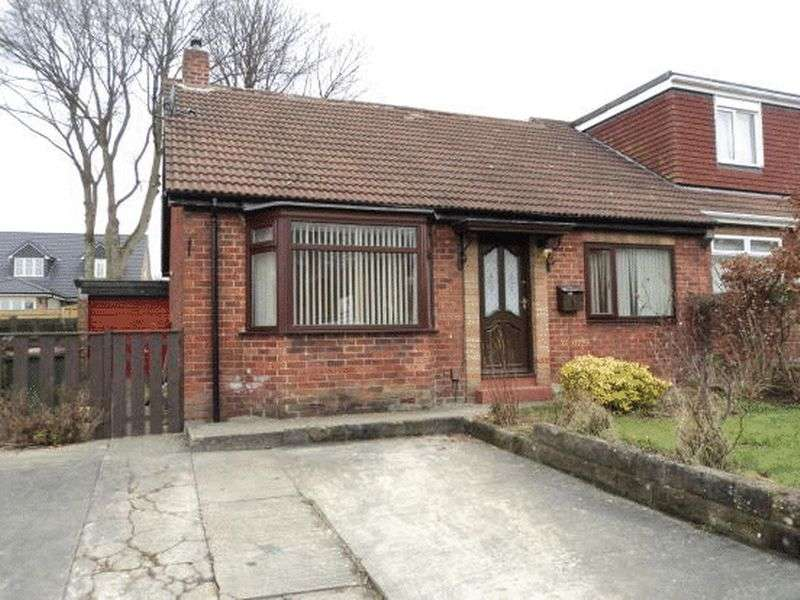 2 Bedrooms Semi Detached Bungalow for sale in Woodley Grove, Middlesbrough