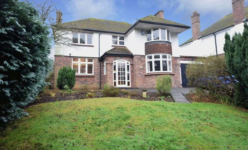 4 Bedrooms Detached House for sale in Fintonagh Drive, Maidstone