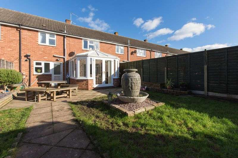 3 Bedrooms House for sale in Elm Road, Credenhill, Hereford, HR4 7DR
