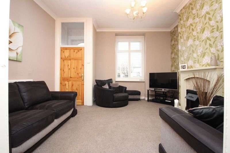 2 Bedrooms Terraced House for sale in Gigg Lane, Bury BL9
