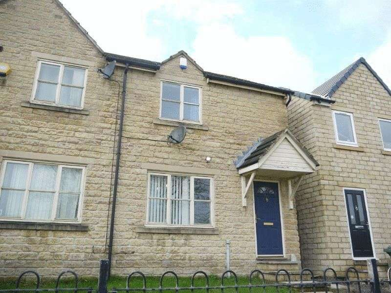 3 Bedrooms Semi Detached House for sale in Woodfield Close, Idle, Bradford BD10 9JG