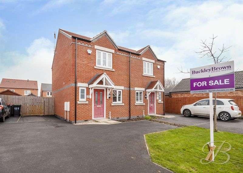 2 Bedrooms Semi Detached House for sale in Eastfield Side, Sutton-In-Ashfield