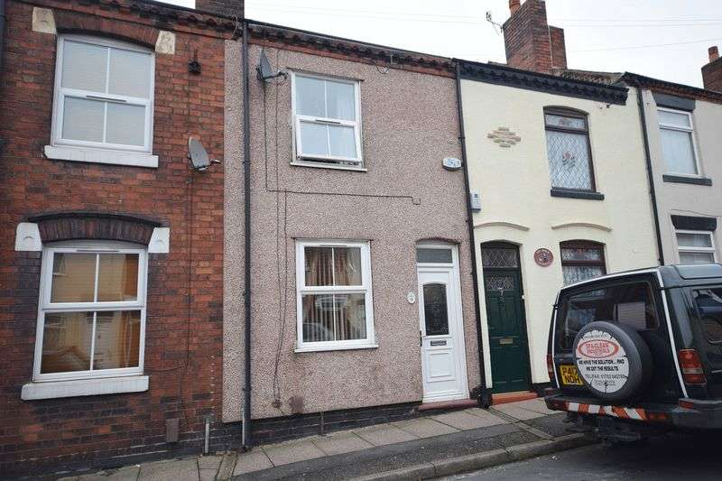 2 Bedrooms Terraced House for sale in Edison Street, Fenton