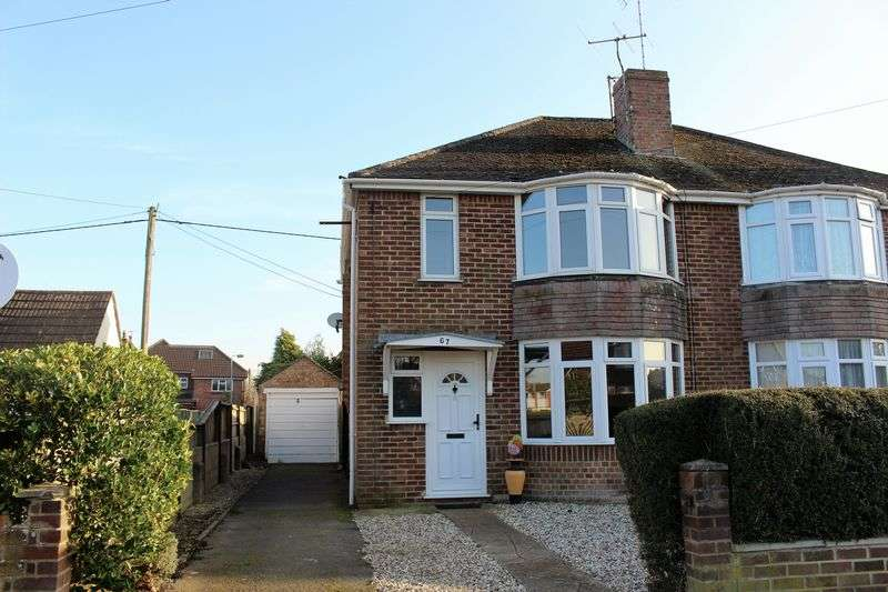 3 Bedrooms Semi Detached House for sale in Bryans Close Road, Calne