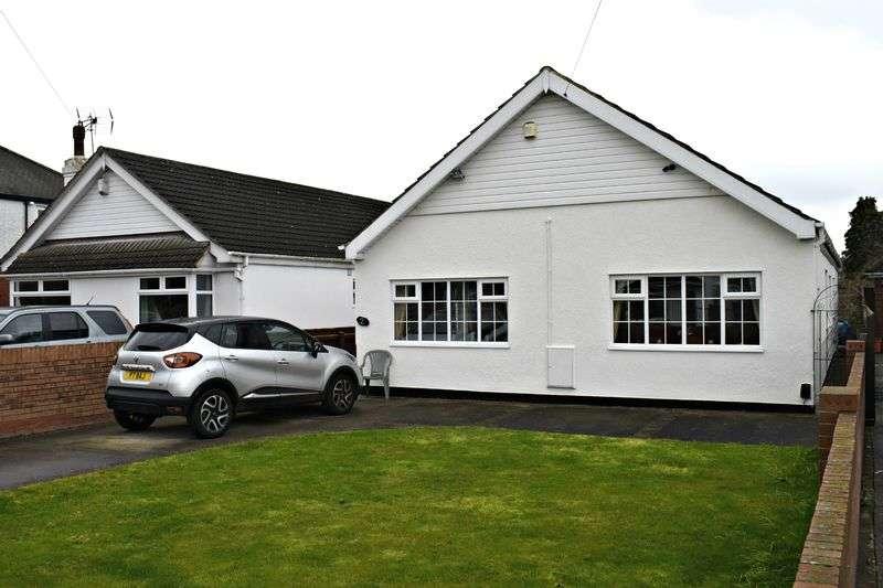 4 Bedrooms Detached Bungalow for sale in Bradley Road, Grimsby