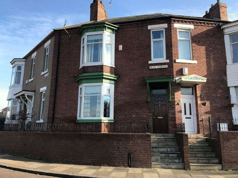 3 Bedrooms Terraced House for sale in Dean Terrace, South Shields
