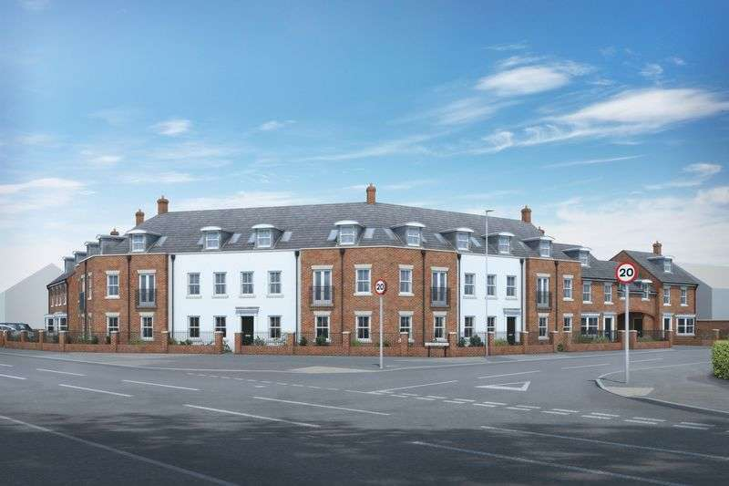 2 Bedrooms Flat for sale in Compton Avenue, Luton