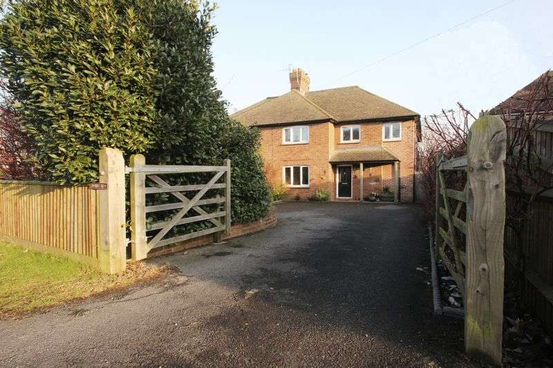 5 Bedrooms Semi Detached House for sale in Maidstone Road, Matfield