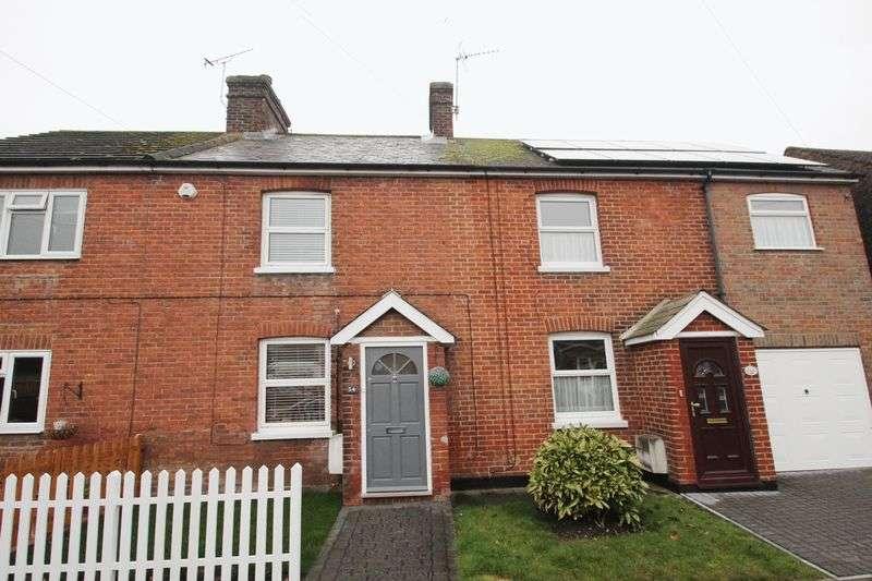 3 Bedrooms Terraced House for sale in Mount Pleasant, Tonbridge