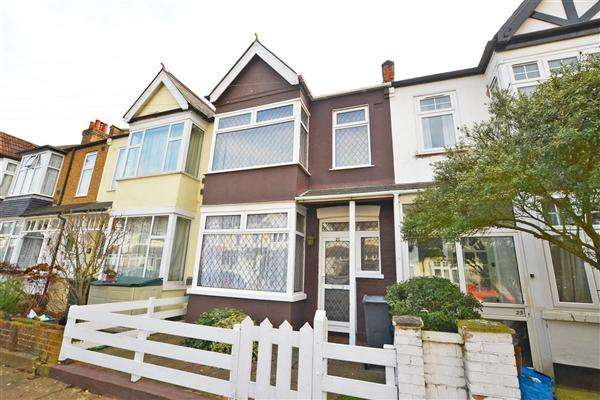 2 Bedrooms Terraced House for sale in Highfield Road, Isleworth