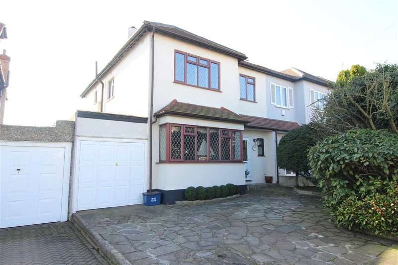 4 Bedrooms Semi Detached House for sale in Marine Estate, Leigh on Sea