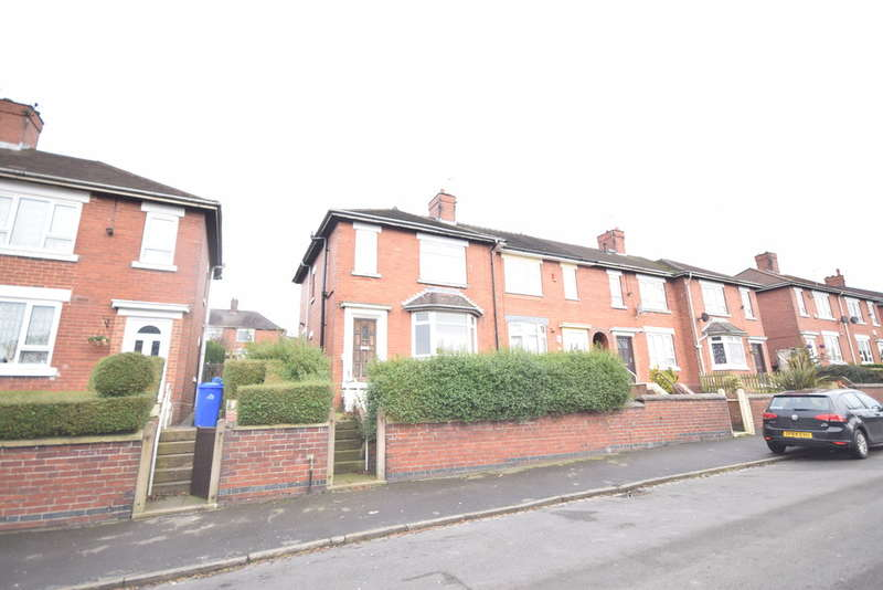 3 Bedrooms Semi Detached House for sale in Colley Road, Chell