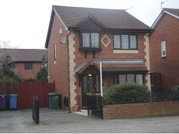 3 Bedrooms Detached House for sale in Richard Kelly Drive, Walton, Liverpool