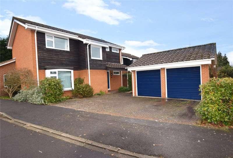 4 Bedrooms Detached House for sale in Emmets Park, Binfield, Berkshire, RG42