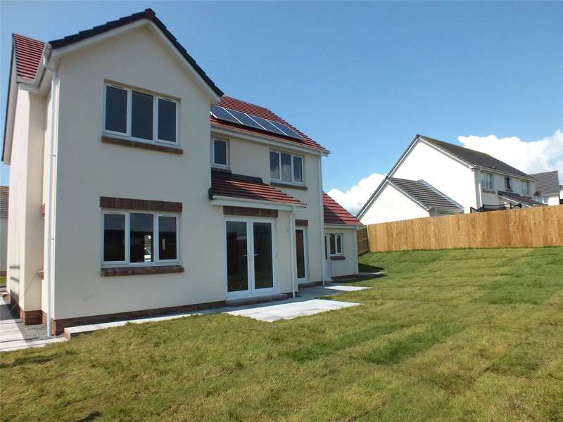 4 Bedrooms Detached House for sale in Plot No 37, Myrtle Meadows, Steynton, Milford Haven