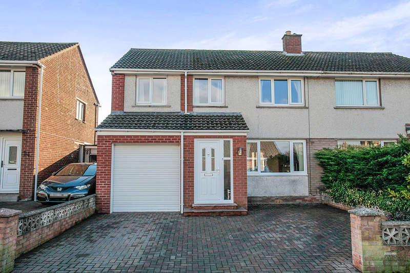 4 Bedrooms Semi Detached House for sale in Highmoor Park, Wigton, CA7
