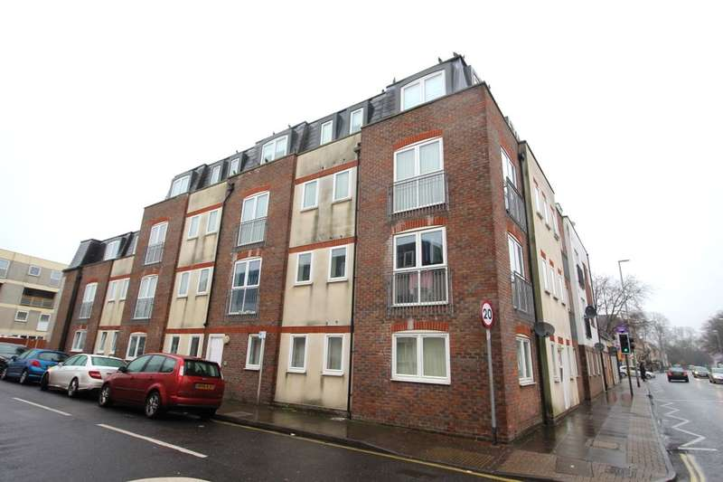 1 Bedroom Flat for sale in Stamford Court Stamford Street, Portsmouth, PO1
