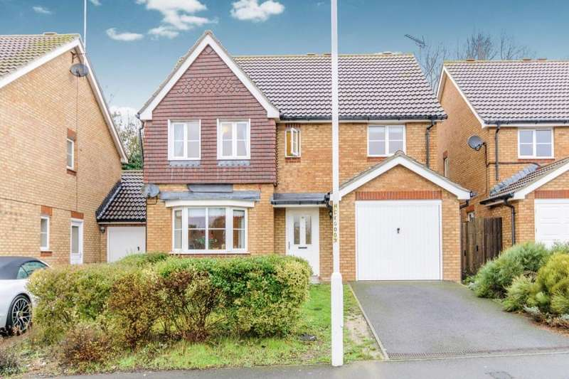 4 Bedrooms Detached House for sale in St. Christophers Mews, Ramsgate, CT11