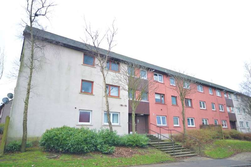 2 Bedrooms Flat for sale in Queen Margaret Drive, Glenrothes, KY7