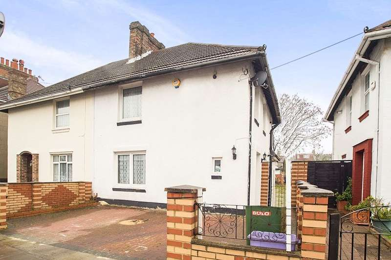 4 Bedrooms Semi Detached House for sale in Claremont Avenue, NEW MALDEN, KT3