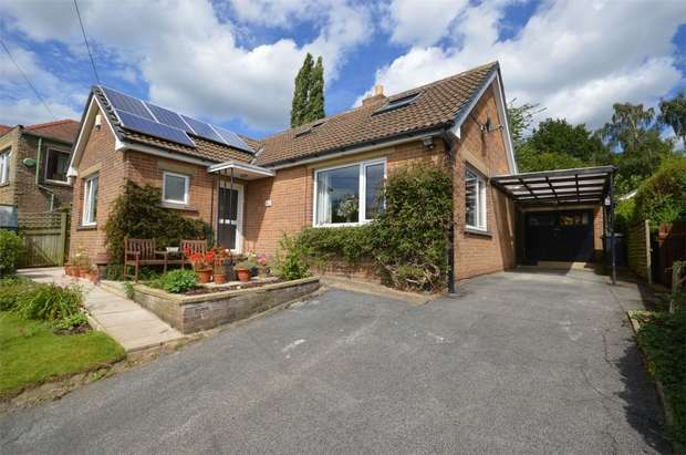 5 Bedrooms Detached House for sale in Woodsome Drive, Fenay Bridge, HUDDERSFIELD, West Yorkshire