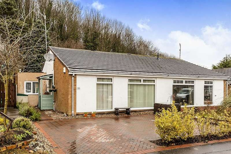 4 Bedrooms Semi Detached Bungalow for sale in Newbattle Abbey Crescent, Dalkeith, EH22