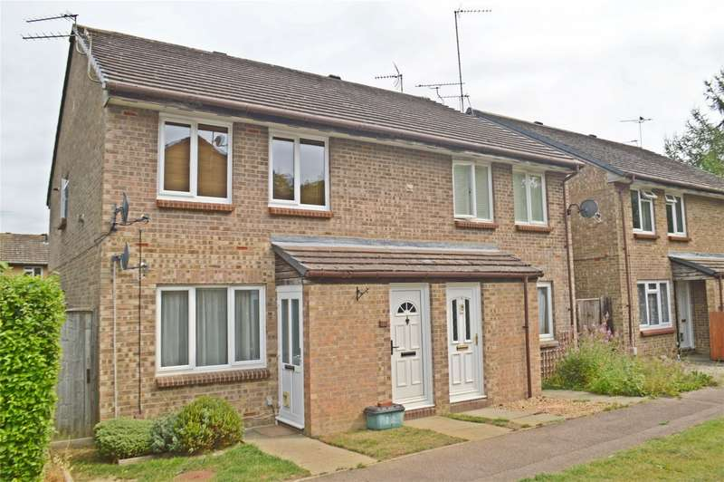 1 Bedroom Maisonette Flat for sale in Yew Grove, WELWYN GARDEN CITY, Hertfordshire