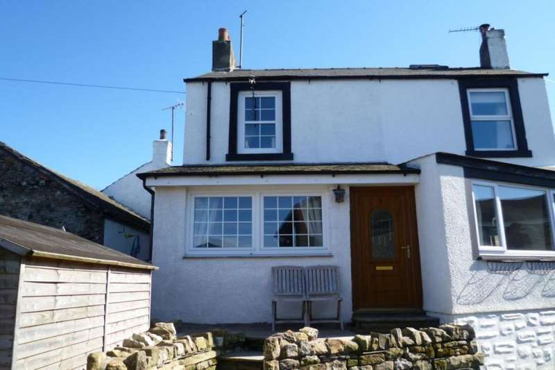 2 Bedrooms Semi Detached House for sale in Low Lane Flimby Brow, Flimby, Maryport, CA15