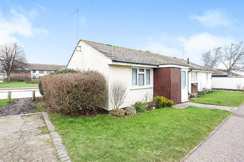 1 Bedroom Semi Detached Bungalow for sale in The Avenue, Goring-By-Sea, Worthing, BN12