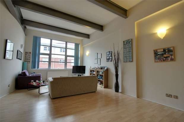 1 Bedroom Flat for sale in New Hampton Lofts, 99 Branston Street, BIRMINGHAM, West Midlands