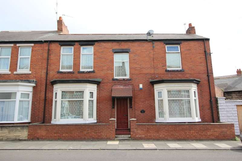 3 Bedrooms Property for sale in Burnville Road South, Eden Vale , Sunderland, SR4