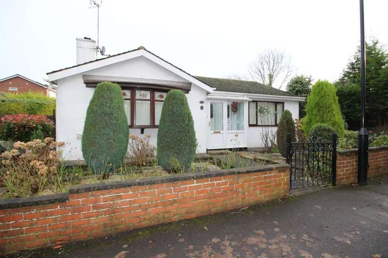 2 Bedrooms Detached Bungalow for sale in Park Lea, East Herrington, Sunderland, SR3