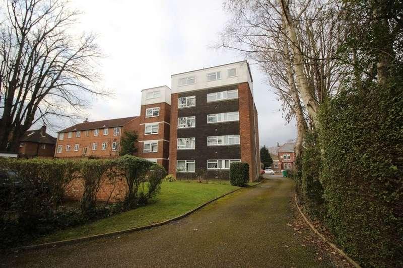 2 Bedrooms Flat for sale in Winn Road, Southampton, SO17