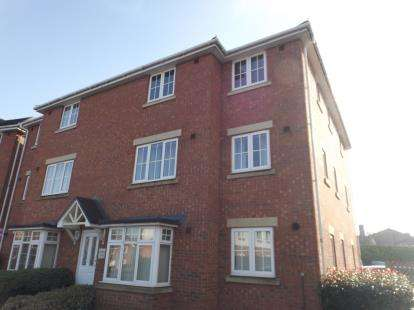 2 Bedrooms Flat for sale in Westminster Place, Northfield, Birmingham, West Midands