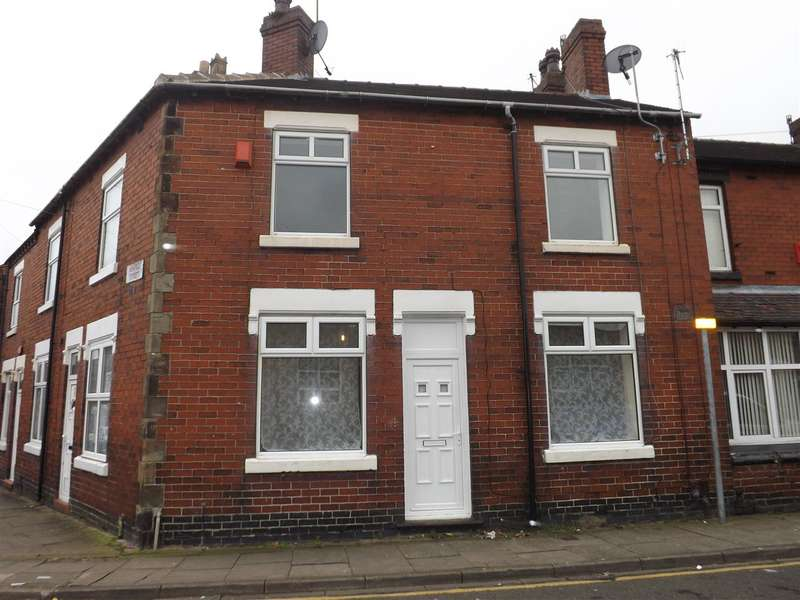 2 Bedrooms Town House for sale in Summerbank Road, Stoke-on-Trent