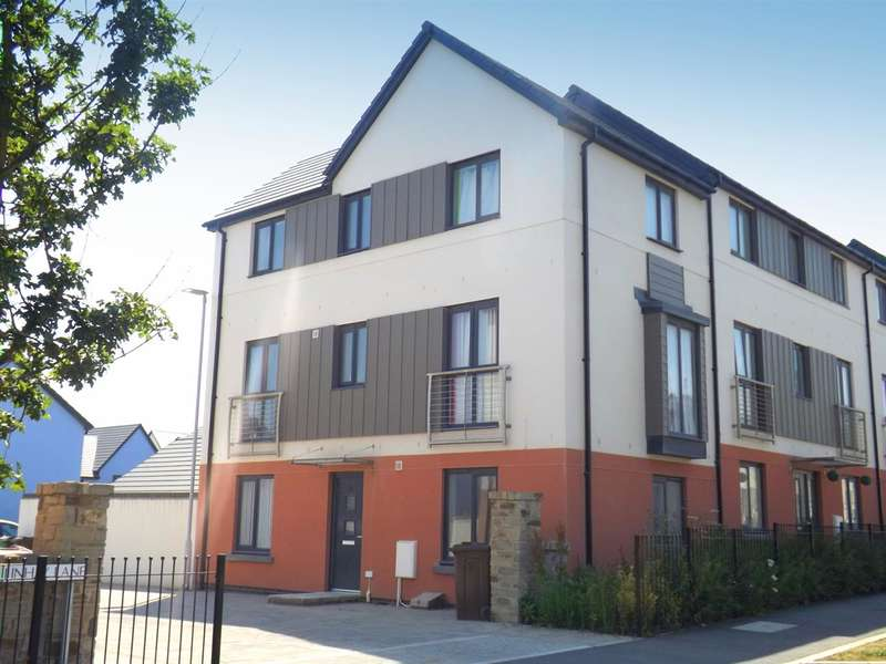 4 Bedrooms End Of Terrace House for sale in Linhay Lane, Plymstock, Plymouth