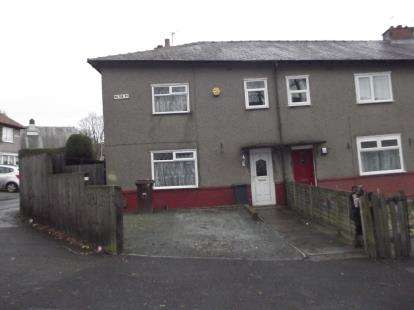 3 Bedrooms End Of Terrace House for sale in Milton Road, Colne, Lancashire, BB8