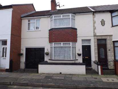 4 Bedrooms Terraced House for sale in Lampeter Road, Liverpool, Mersyside, L6