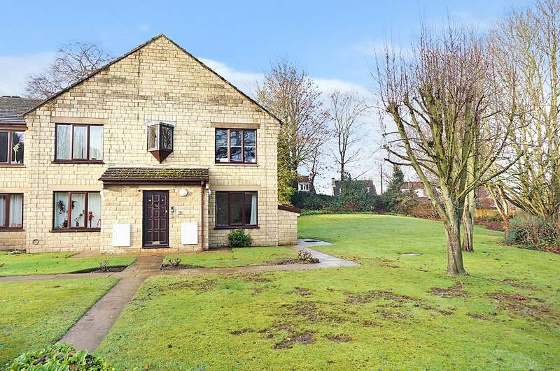 1 Bedroom Flat for sale in North Grove Court, Wetherby, LS22