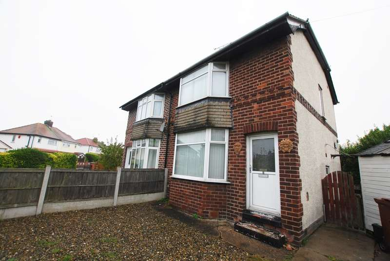3 Bedrooms Semi Detached House for sale in Mainwaring Drive, Saltney Ferry, Chester