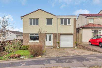 4 Bedrooms Detached House for sale in Glenwood Road, Lenzie, Glasgow