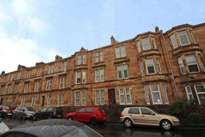2 Bedrooms Flat for sale in Forth Street, Pollokshields, Glasgow