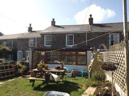 2 Bedrooms Terraced House for sale in Mount Hawke, Truro, Cornwall