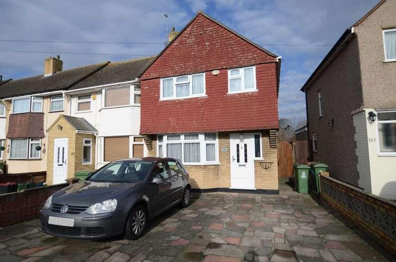 3 Bedrooms Semi Detached House for sale in Norfolk Crescent, Sidcup, DA15 8HN