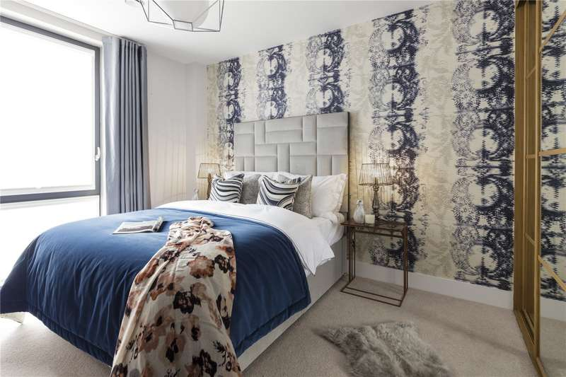 2 Bedrooms Flat for sale in Kilburn Quarter, Flat 18, 15 Hansel Road, NW6